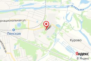 Адрес МУП Энергетик на карте