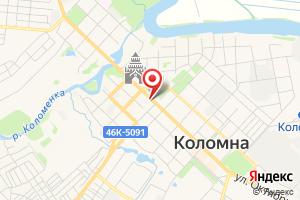 Адрес Юникон на карте