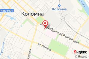 Адрес Государственное учреждение Московское областное водное хозяйство, Центральный участок информационного отдела на карте