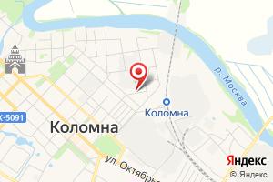 Адрес Городская инженерная служба на карте