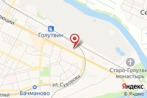 Адрес Департамент городского хозяйства, служба по обслуживанию газового оборудования на карте
