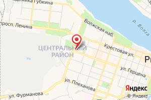 Адрес МУП Системы на карте
