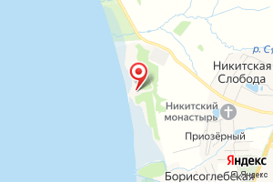 Адрес Водозаборное сооружение Переславский на карте