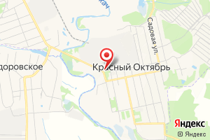 Адрес ООО КО Водсток на карте