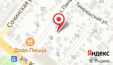 Мини-гостиница Mini Hotel Time на карте