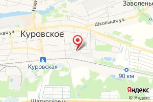 Адрес Ногинскмежрайгаз на карте