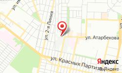 Расположение Краснодарэлектросеть Прикубанский район распределительных электрических сетей на карте