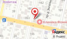 Отель RichMan на карте