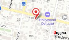 Гостиница Ирис на карте