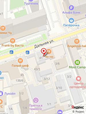 Who is mr. Chao на карте