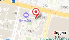 Отель Key на карте