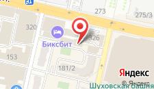Гостиница ID Hotels INN на карте