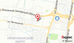 Адрес Водоканал-Сервис23