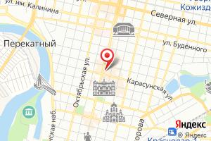 Адрес Нормаль на карте