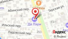 Бутик-Отель Mozart на карте