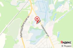 Адрес Восточная Система Водоснабжения Моск. области на карте