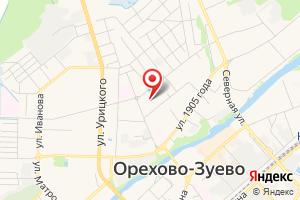 Адрес Мособлводхоз ГУ Восточный участок информационного отдела Мособлводхоз г. Орехово-Зуево на карте