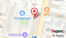 Апартаменты Loft & Designer - Center на карте