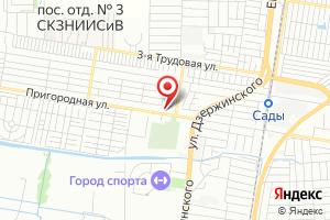 Адрес ГАЗ Эксперт на карте