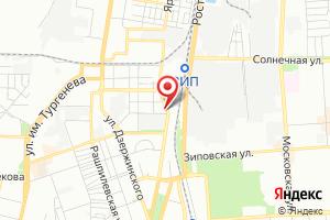 Адрес Газпром газораспределение Краснодар на карте