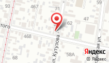 Отель Анжелика на карте