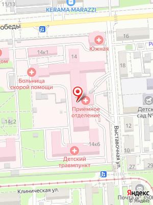 Сели & Поели на карте