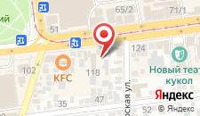 Мини-отель Lia Kuban на карте