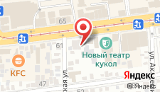 Мини-отель Домашний Очаг на карте