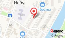 Гостевой дом Соловей на карте