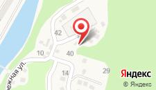 Отель Дом для отдыха на Набережной на карте