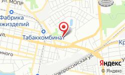 Расположение Краснодарэнергосбыт на карте