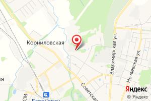 Адрес МУП КХ Егорьевские инженерные сети, филиал Водоканал Аварийная диспетчерская г. Егорьевск на карте