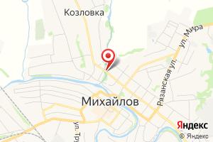 Адрес Михайловский водоканал на карте
