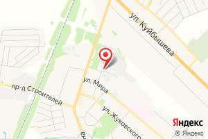 Адрес Водотеплоканализационное Хозяйство на карте