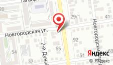 Гостиница У Друзей на карте