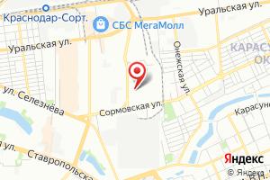 Адрес Азт СК на карте