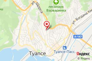 Адрес МУП ЖКХ Водоканал, водопроводная насосная станция на карте