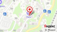 Гостевой дом На Комсомольской 9а на карте