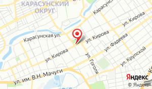 Адрес Краснодар водоканал