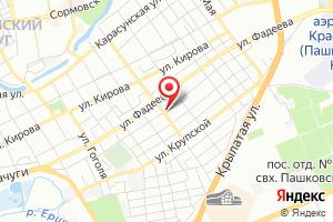 Адрес Юг-ГАЗ-Строй на карте
