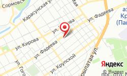 Расположение Русь-Нова на карте