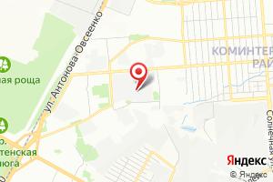 Адрес Газпром газораспределение Воронеж, филиал Подземметаллзащита на карте