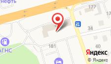 Отель Покров на карте