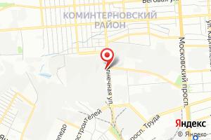 Адрес Эксплогаз на карте