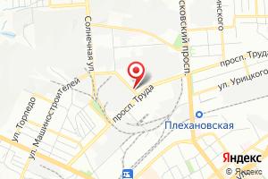 Адрес Энкор-Сервис на карте