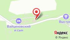 Мини-гостиница ССК на карте