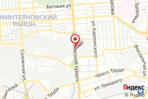 Адрес ГАЗ Эксплуатация на карте