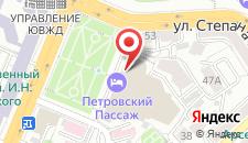 Отель Петровский Пассаж на карте