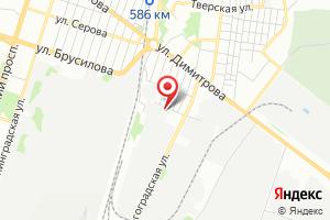 Адрес Эксплуатационно-газовая служба № 3 на карте
