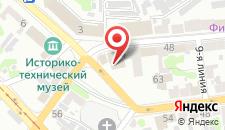 Мини-отель Гостиный двор на карте